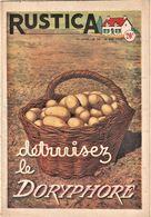 Rare Revue Rustica Du 16 Mai 1954 - Other
