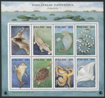 "Palau: 1994 - International Stamp Exhibition ""PHILAKOREA '94"" - Fauna -  Sheetlet MNH ** - Palau"