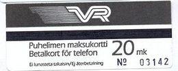 Finland Phonecard VR7b - Finland
