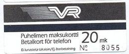Finland Phonecard VR7c - Finland