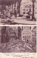 Belgique - YPRES ( Ieper ) - Le Nieuwerck - Hotel De Ville - Guerre 1914 - Ieper