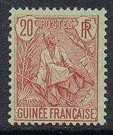 GUINEE N°24 N* - Ungebraucht