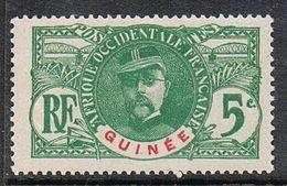 GUINEE N°36 N* - Nuovi