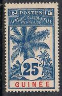 GUINEE N°39 N* - Nuovi