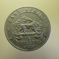 East Africa 1 Shilling 1952 - Britse Kolonie