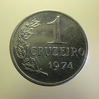 Brazil 1 Cruzeiro 1974 - Brésil
