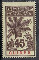 GUINEE N°42 N* - Ungebraucht