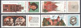 Poland 1971 - Nicolaus Copernicus - Mi 2088-91 - Used - 1944-.... Republic