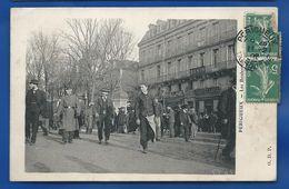 PERIGUEUX      Le Boulevard      Animées   écrite En 1908 - Périgueux