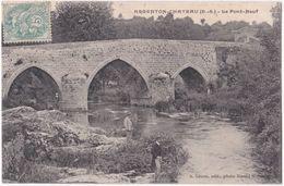 79. ARGENTON-CHATEAU. Le Pont-Neuf - Argenton Chateau