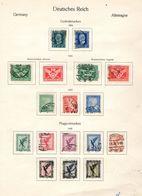 ALLEMAGNE ! Timbres Anciens Et AÉRIENS Du REICH Depuis 1924 ! NEUFS - Used Stamps