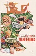 Cartolina - Azienda Autonoma Di Soggiorno E Turismo - Manfredonia - Publicité