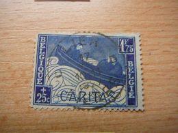(26.06) BELGIE 1927  Nr 252 Mooie Afstempeling LIER - Oblitérés