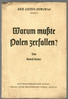 Der Osten Europas, Warum Musste Polen Zerfallen, 1942 - Occupation