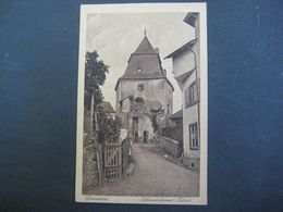 = AK  1922, Simmern - Schinderhannes - Turm - Simmern