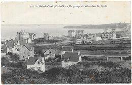 SAINT CAST : UN GROUPE DE VILLAS DANS LES MIELS - Saint-Cast-le-Guildo