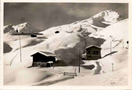 Inner-Arosa: Carmenna-Skilift (860) * 24. 1. 1949 - GR Grisons