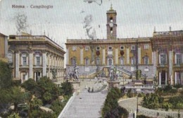 ROMA . CAMPIDOGLIO - Education, Schools And Universities
