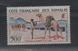 LOT 140-  COTE DES SOMALIS  P.A N° 29 * - Cote 33.00 € - Côte Française Des Somalis (1894-1967)