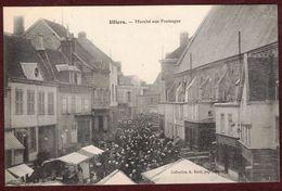 Illiers-Combray Marché Aux Fromages Rue Commerçante * Eure-et-Loir 28120 * Illiers Combray Arrondissement Chartres - Illiers-Combray