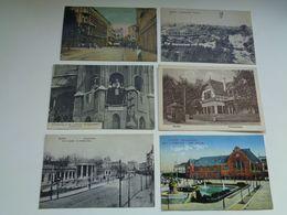 Beau Lot De 60 Cartes Postales D' Allemagne Deutschland  Aachen    Mooi Lot Van 60 Postkaarten Van Duitsland  Aken - Cartes Postales