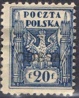 RUSSIE -URSS ! Timbre Ancien Du LEVANT De La Poste D'ODESA De 1919 N°2 - Levant