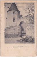 79. Environs De BRESSUIRE. Le Puy Blin, L'Entrée Et La Tour - Bressuire