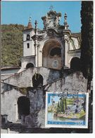 Carte-Maximum ITALIE N° Yvert 1623 (CAMPIONE D'ITALIA) Obl Sp Ill 1er Jour 1984 - Maximum Cards