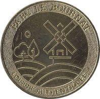 2020 MDP220 - LE BUGUE-SUR-VÉZÈRE - Le Village Bournat 5 (loisirs Authentiques) / MONNAIE DE PARIS - Monnaie De Paris