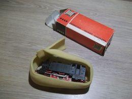 TRAIN ELECTRIQUE JOUEF HO LOCO MOTRICE 708 EN BOITE MOUSSE - Toy Memorabilia