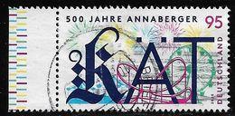 2020  500 Jahre Annaberger KÄT - Oblitérés