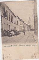 Tienen/Tirlemont - Rue Des Récollets Et Le Caserne (I.A. Serie 4 Nr 34) (gelopen Kaart Met Zegel) - Tienen