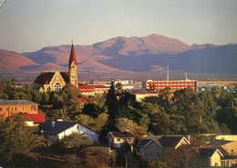 Namibia - Windhoek - Namibia