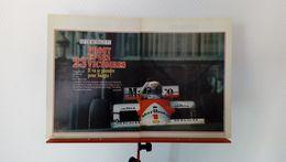 Coupure De Presse De 1986 Grand Prix De Formule 1 à Monaco-Alain Prost - Automobilismo - F1