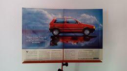 Publicité De Presse De 1986 Fiat Uno Turbo I.e - Voitures