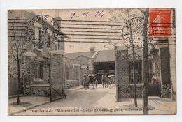 - CPA GENTILLY (94) - Distillerie De L'Alimentation 1914 - Entrée De L'Usine - - Gentilly