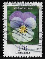 2019  Blumenserie (170 Cent) - Oblitérés
