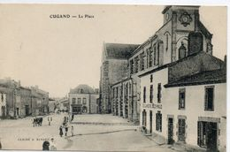 85 CUGAND   La Place - Andere Gemeenten