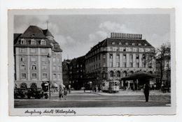 - CPA AUGSBURG (Allemagne) - Adolf Hitlerplatz - - Augsburg