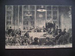 Documents Historiques Seance Du 29 Avril 1871-La Cour Martiale Au Cherche Midi - Storia