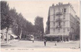 06. NICE. Avenue De La Gare. 1161 (Modern Hôtel) - Nice
