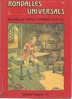 RONDALLES UNIVERSALS - Ilustraciones Steinlen, Job, Myrbach, Vogel (Poligrafa 1987) - Libri, Riviste, Fumetti