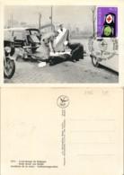 D - [516284]B/TB//-Belgique 1974 - BRUXELLES-1050-BRUSSEL, Accidents De La Route, Croix-Rouge - 1971-1980