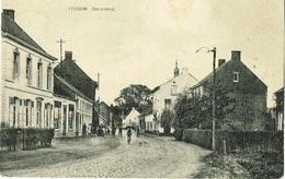 Itegem , Dorpstraat - Heist-op-den-Berg