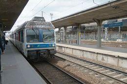 - 75 - Paris - Carte Postale Moderne - SNCF - RER - 4.124 - Trasporto Pubblico Stradale