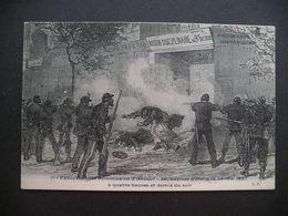 Documents Historiques Execution Des Dominicains D'Arcueil-38,avenue D'Italie,le 25 Mai 1871 - History