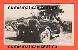 Auto FIAT SPIDER Cabriolet Coupè Targa SAVONA Anni '30 Cars Voitures Automobiles - Automobiles