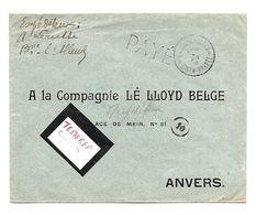 Noodstempel/Fortune PAYE  BRAINE L'ALLEUD/EIGEN-BRAKEL 4.XII.1918 - Belgium