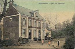 SAINT RIQUIER Hôtel Des Voyageurs - Saint Riquier