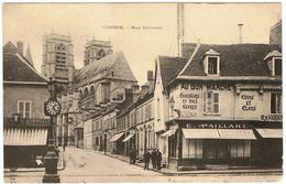 """Corbie / Rue Hersent / """" Au Bon Marché """", A. Paillart / Ed. L. Bleux - Corbie"""